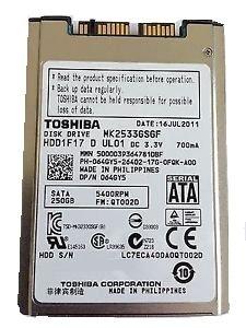 Toshiba MK2533GSG 1.8