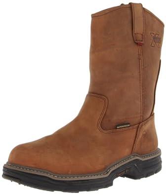 Wolverine Men's W02166 Marauder Boot, Brown, 7 M US