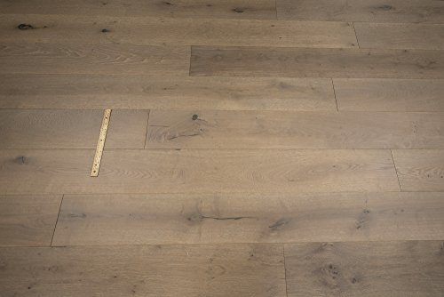 Wide Plank 7 1/2″ x 5/8″ European French Oak (Nevada) Prefinished Engineered Wood Flooring Sample at Discount Prices by Hurst Hardwoods