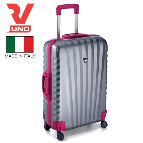 RONCATO ロンカート UNO スーツケース M 70L 4輪 5022チェリーピンク