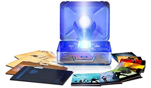 Marvel Cinematic Universe: Phase One - Avengers Assembled (10-disc Limited Edition Six-movie Collector's Set)- Iron Man / The Incredible Hulk / Iron Man 2 / Thor 3d / Captain America: The First Avenger 3d / The Avengers 3d / Picture