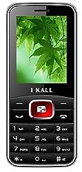 I KALL K41 Dual Sim Mobile - Black,Red