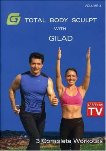 Gilad: Total Body Sculpt Workout 3 [DVD] [2007] [US Import]