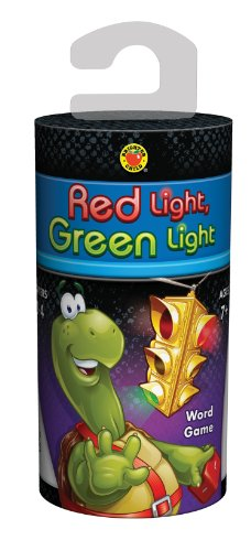 Red Light, Green Light Dice Game, Grades 2 - 5