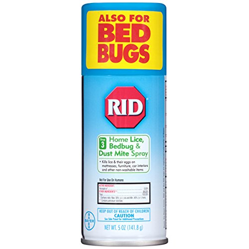 Rid Home Lice Control Spray Step 3 For Bedding And Furniture 5 Fl Oz Health Point Marthealth