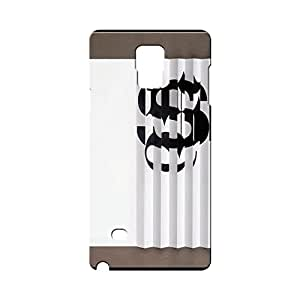BLUEDIO Designer Printed Back case cover for Samsung Galaxy Note 4 - G7751