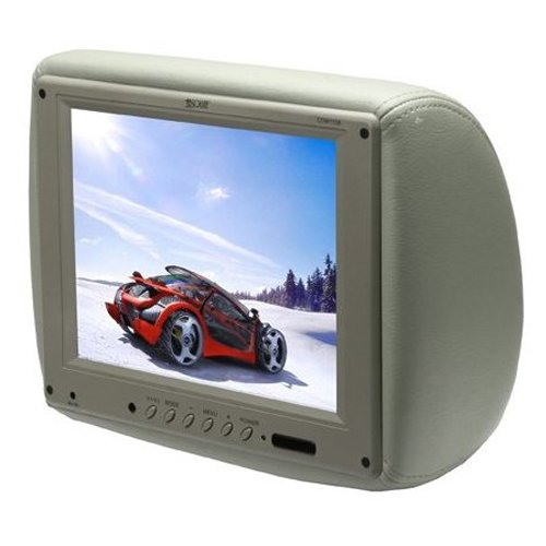Absolute Com1108Irg Universal 11-Inch T Feet/Lcd Monitor With Pillow (Gray Color)