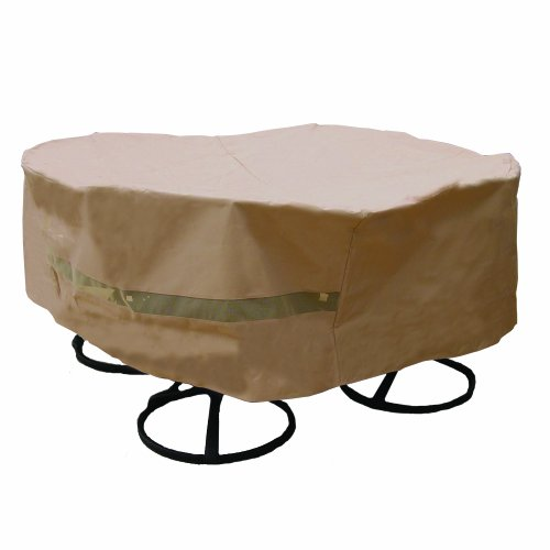 hearth garden sf40227 original round table and chair set cover