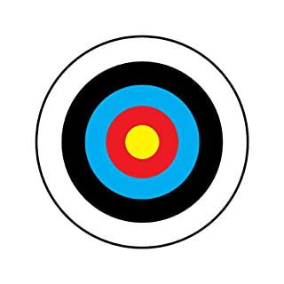 BULLSEYE TARGET Decorative Bullseye