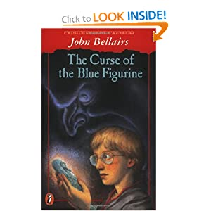 The Curse of the Blue Figurine: A Johnny Dixon Mystery by John Bellairs and Edward Gorey