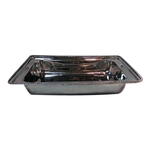 Old Dutch Fp683 Rectangular Stainless Steel Food Pan For No.683, 8-Quart front-302211