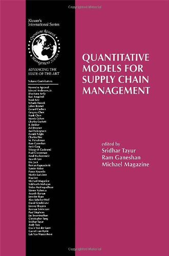 Quantitative Models for Supply Chain Management