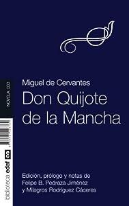 Don Quijote De La Mancha (Nueva Biblioteca Edaf): Amazon