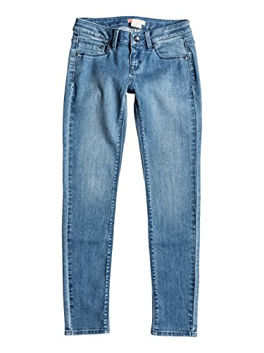 Wild And High Roxy-Jeans pitillo per ragazza
