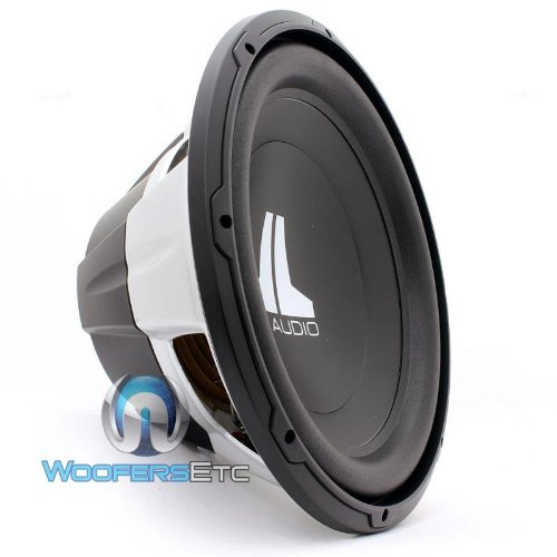 "Jl Audio 15W0V3-4 15"" W0V3-Series 4-Ohm Car Subwoofer"