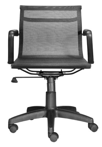 Mesh and Ventilated Office Chair - Studio Office Chair - Zuo Modern - 205301