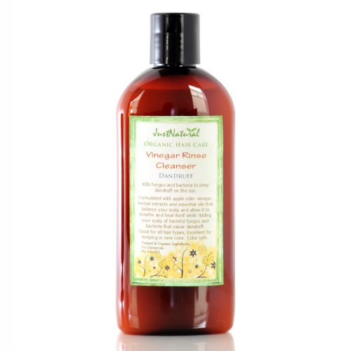 Vinegar Rinse Cleanser for Dandruff