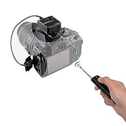 Wireless Shutter Release Timer Remote Control for EOS 1V/3/1D/1Ds/1DS/Mark II/1Ds Mark II/1Ds Mark III/1D Mark II/1Ds Mark III 10D/20D/30D/40D/50D/5D/5DMk II/7D