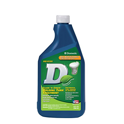 Dometic D1113001 Clean 'n Green Liquid Holding Tank Deodorant (Dometic Clean N Green compare prices)