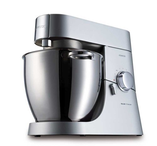 Kenwood KMM020 Chef Major Titanium Stand Mixer by Kenwood