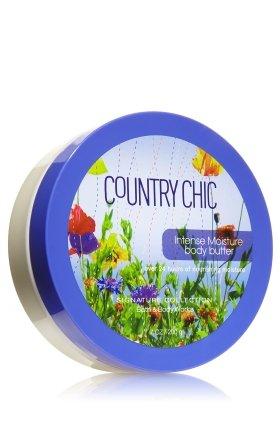 バス&ボディワークス カントリーチック インテンス モイスチャーバター 200g Country Chic Intense Moisture Body Butter