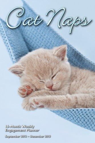 Cat Naps   2013 Engagement (calendar)