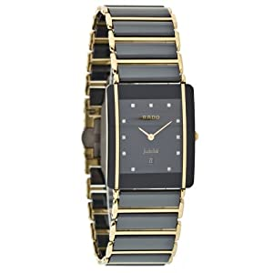com: Rado Men's R20282732 Integral Jubile Quartz Watch: Rado: Watches