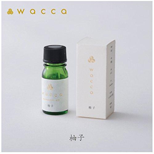 wacca ワッカ 柚子 5ml