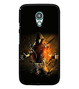 PrintDhaba Dancing Boy D-2251 Back Case Cover for MEIZU M1 NOTE (Multi-Coloured)