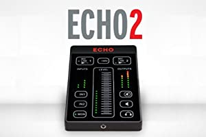 Echo 2 USB Audio Interface & Mixer