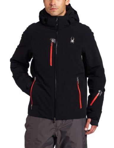 leplus07 avis fr avis spyder alyeska veste de ski homme noir fr 48 taille fabricant s en. Black Bedroom Furniture Sets. Home Design Ideas