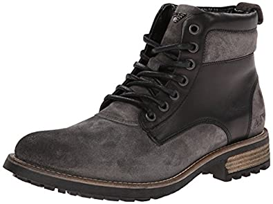 Amazon.com: Armani Jeans Men's LB Combat Boot: Shoes