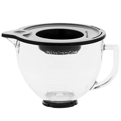 KitchenAid 4.8 Litre Glass Bowl for KitchenAid Mixer from KitchenAid