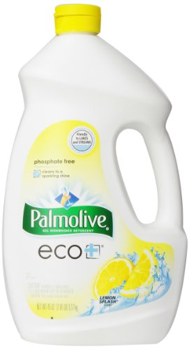 Palmolive 146124 Pure And Clear Liquid Dish 38 Oz Bottle
