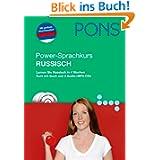 PONS Power-Sprachkurs Russisch: Lernen Sie Russisch in 4 Wochen