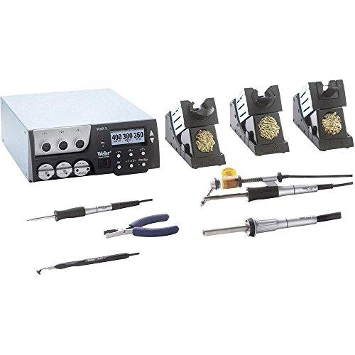 Weller Löt-/Entlötstation-Versorgungseinheit WXR 3030 Reworkstation +100 fino a +450 °C