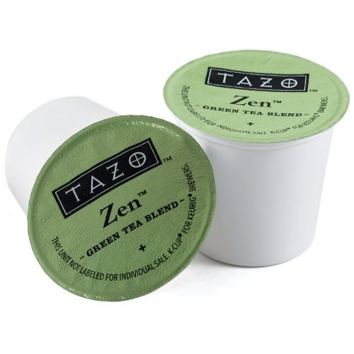 Starbucks Tazo Tea Zen Green Tea 3 Boxes Of 16 K Cups