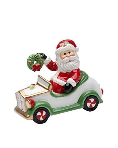 Cosmos Santa in Car Salt & Pepper Set