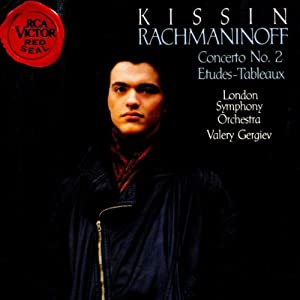 Rachmaninov: Piano Concerto No.2/Etudes-tableaux