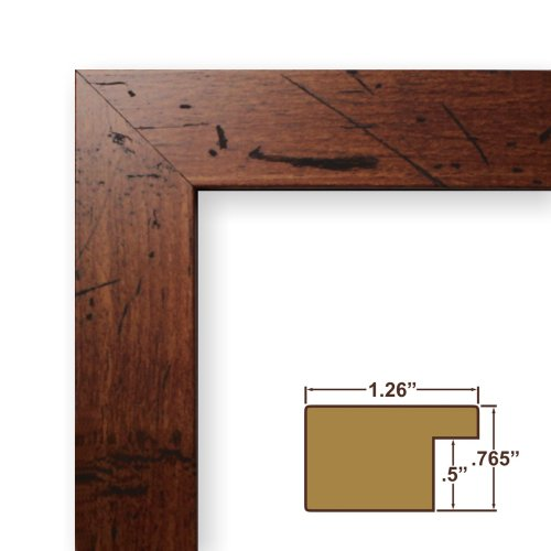 12x18 Picture / Poster Frame, Smooth Grain Finish, 1.26