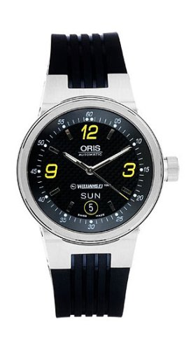 Oris Men's 635 7560 4142RS Williams F1 Automatic Watch