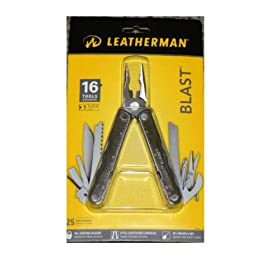 Leatherman 830033 Blast Multitool with Nylon Sheath