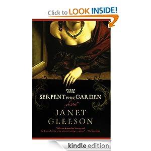 The Serpent in the Garden - Janet Gleeson