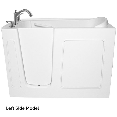 Ariel EZWT-3048 Walk-In Bathtub SOAKER L 48x29x38