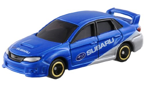 Tomy Tomica R4 specification No.7 Subaru Impreza WRX STI 4door group Scale 1:67