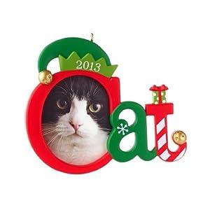 "Hallmark 2013 ""Cute Kitty"" Ornament"