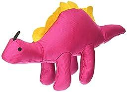 Grriggles Delightful Dinosaur Pet Toy, Pink