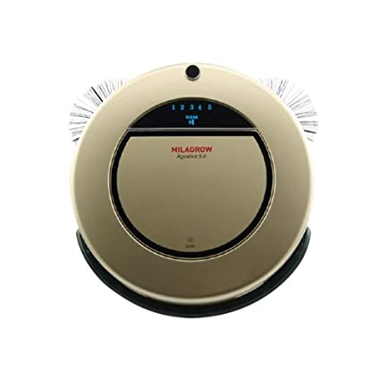 Milagrow Aguabot 5.0 Dry Cleaning Floor Robot Vacuum Cleaner