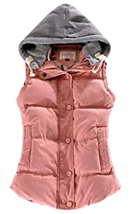 Wantdo Women's Winter Outwear Vest De…