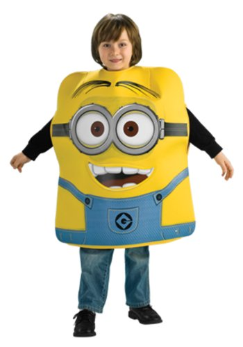Rubies Costume Co. Inc boys Little Boys' Child Minion Dave Costume Small